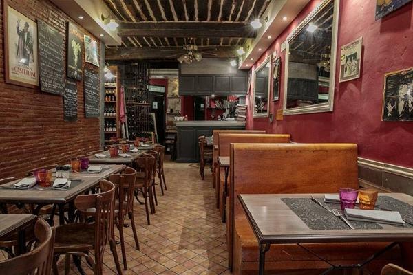 Le Restaurant - Bistrot à Vin - Restaurant Marseille Vieux-Port